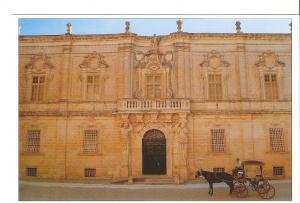 Postal 044028 : El Antiguo Seminario s. XVIII de estilo barroco - Malta
