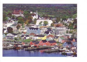 Lunenburg Nova Scotia, The Herald Series, Photo Len Wagg