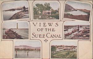 EGYPT, 00-10s; 7-Views of The Suez Canal
