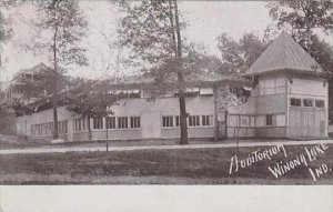 Indiana  Winona Lake Auditorium