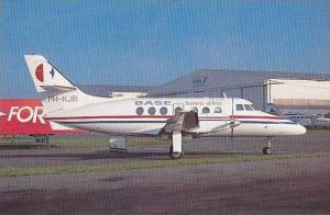 BASE BUSINESS AIRLINES BRITISH AEROSPACE JETSTREAM 31