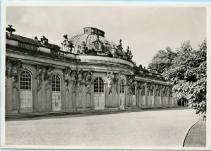 Germany - Potsdam, Sanssouci Castle  *RPPC