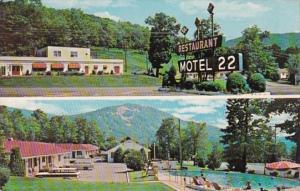 Pennsylvania Mt Union Motel 22 and Restaurant