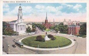 Thomas Circle Washington D C