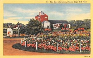 The Cape Playhouse in Dennis, Massachusetts