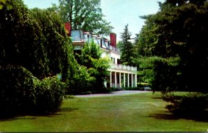 New Jersey New Brunswick Wood Lawn Headquarters For The Eagleton Foundation