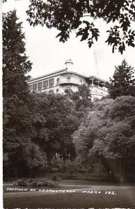 Mexico - Castillo de Chapultepec - Mexico City RP 1953