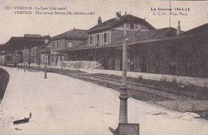 France Verdun La Gare