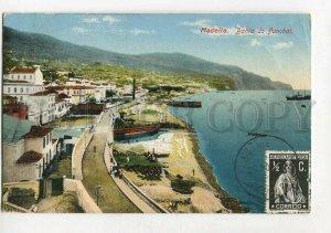 3138256 Portugal MADEIRA Bahia do FUNCHAL Vintage postcard