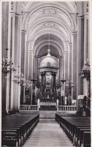 RP, Interior- La Catedral, Altar Mayor, Morelia, Michoacan, Mexico, 1920-1940s