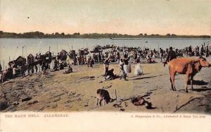 India Allahabad The Magh Mela