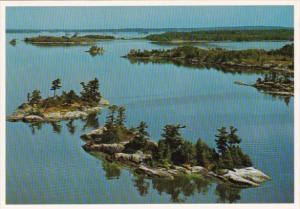 Canada Aerial View Thunder Bay Ontario