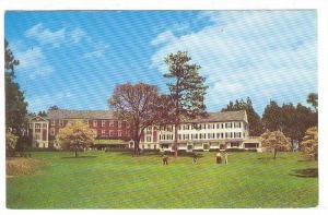 Mid-Pines Club, Southern Pines, North Carolina, 40-60s