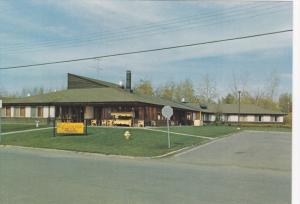 Del-Air Lodge, Senior Citizen's Lodge, Manning, Alberta, Canada, 50-70´s