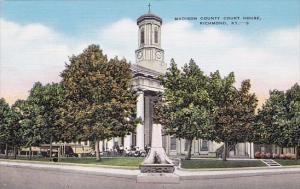 Kentucky Richmond Madison County Court House