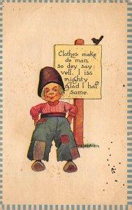 Poem Dutch Children Unused