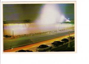 Night Time Exposure, Cars, Niagara Falls, Ontario, Royal Specialty