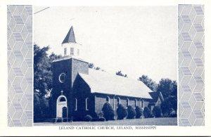 Mississippi Leland Catholic Church