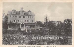 Lake View House and Annex Kiamesha Lake NY Unused