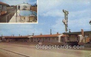 Trivet Motel, Lebanon, Pennsylvania, PA USA Hotel Motel Unused