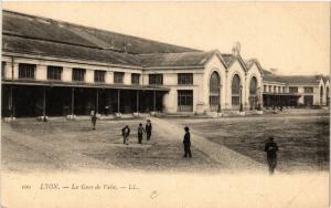 CPA LYON La Gare de VAISE (442327)