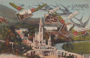 LOURDES , France ,1900-10s