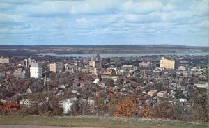 Hamilton ON, Ontario, Canada - View from Lookout on Mountain