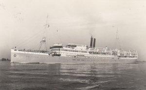 RP:  Ocean Liner m.s. SIBAJAK , 20-50s