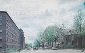 St. Eusebe Hospital and Manseau Blvd, Joliette, Quebec, Canada, 40-60´s