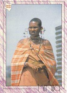 us8386 maasai women kenya  kenya africa folklore costume types