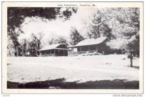 ME - Maine, Fayette - Camp Winnebago