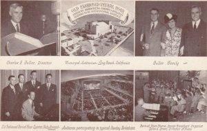 LONG BEACH, California, 1940-60s; Charles E. Fuller, Old Fashioned Revival Ho...