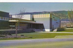 Canada Penticton Peach Bowl Convention Centre British Columbia