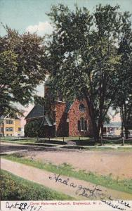 New Jersey Englewood Christ Reformed Church 1907