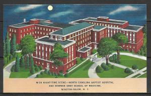 North Carolina, Winston-Salem - Baptist Hospital & School Of Medicine - [NC-014]