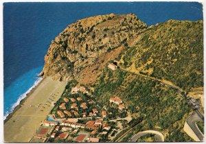 GIOIOSA MAREA, CAPO CALAVA' (Messina), Villaggio Turistico, used Postcard