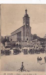 DINARD, L'Eglise, Sortie de Messe, Ille et Vilaine, France, 00-10s