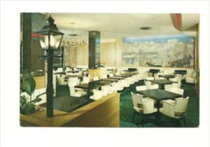 1908 Fl Jacksonville Hotel Seminole Lamp Post Restaurant Dinning Room