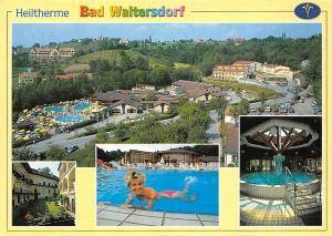 Heiltherme Bad Waltersdorf Steiermark Swimming Pools Panorama Auto Cars