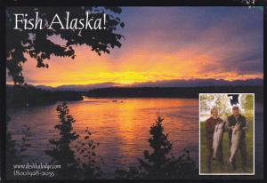 Advertising Fish Alaska Deshka River Lodge