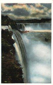 Vintage Postcard 1917 Prospect Point Niagara Water Falls New York NY