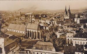 RP; Basel, Panorama von der Elisabethenkirche aus, Switzerland, 10-20s