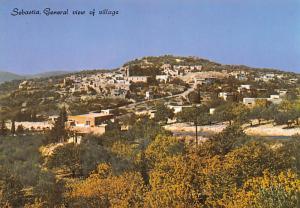 Sebastia - Village