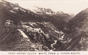 RP; CANADA, 1920-1940s ; Dead Horse Gluch, White Pass & Yukon Route