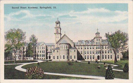 Sacred Heart Academy Springfield Illinois