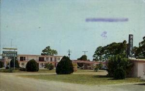 Sand Piper Motel Port Charlotte FL 1974
