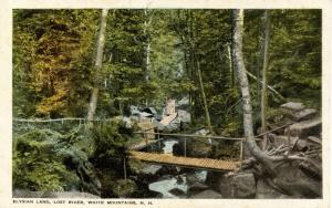 NH - Lost River, White Mountains. Elysian Land