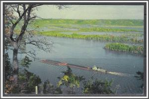 United States - Mississippi Tow Boat