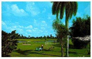 Florida  Naples-on-the Culf  The Beach Club Hotel