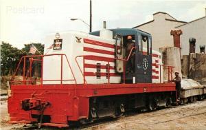 Railroad, Lukens Steel Company, 78, General Electric 90 Ton Diesel-Electric